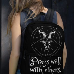 Logikal Threads Atheist, Agnostic, Freethinker, Humanist, Satanist accessories.