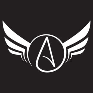 Atheist-Wings-Decal-in-White
