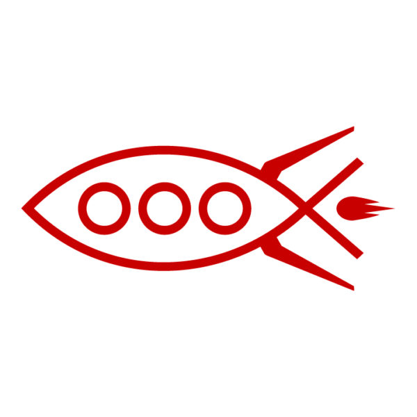 Rocket-fish-ichthys-in-red